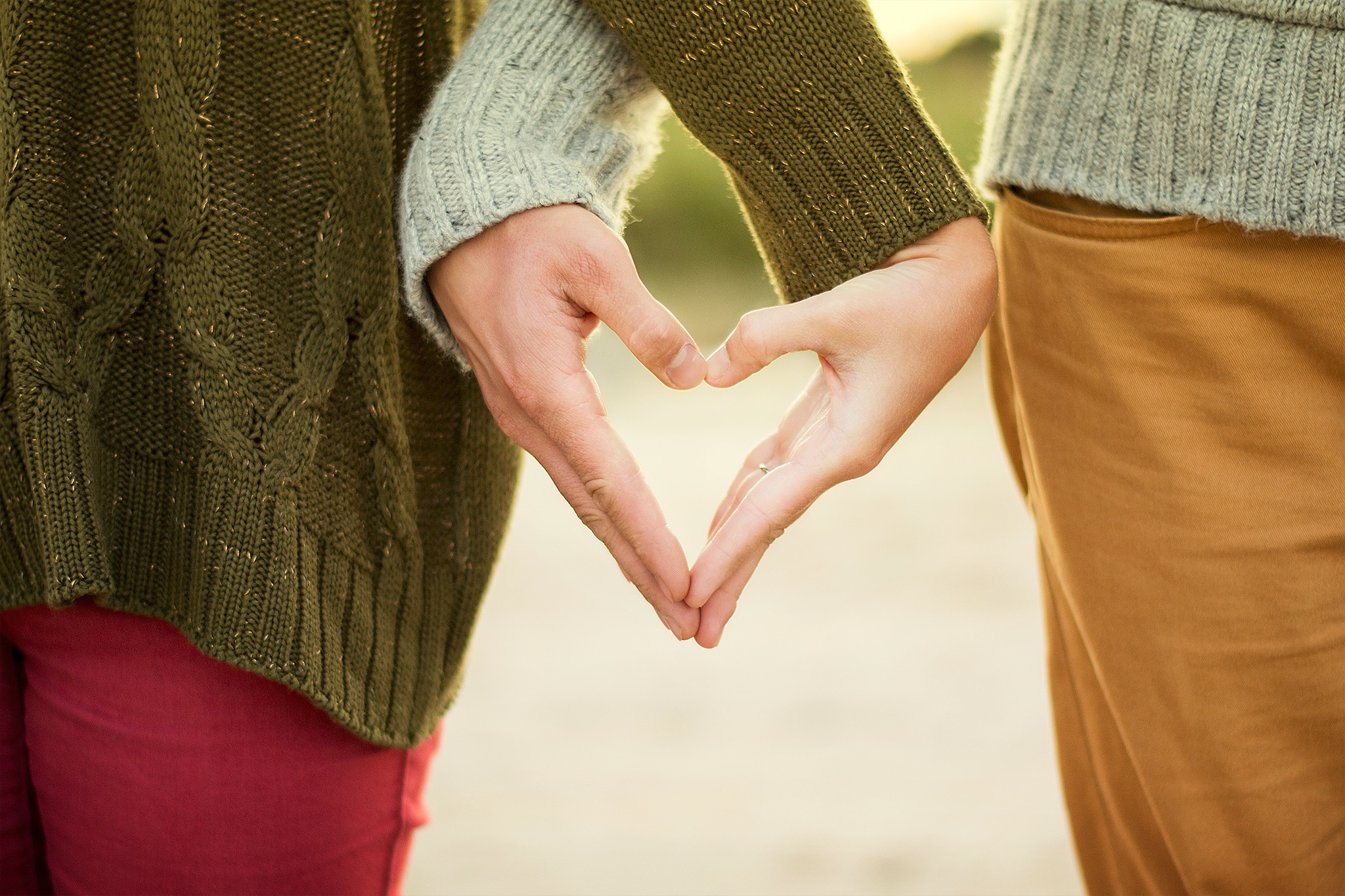 A szerelem jótékony hatásai