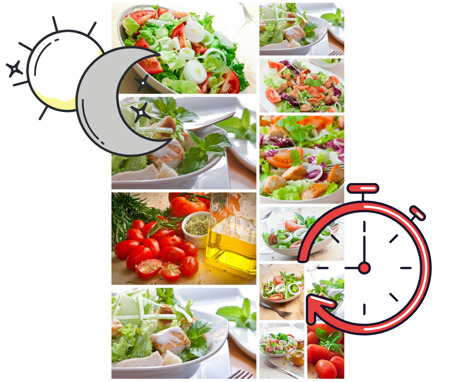 időkorlátos diéta